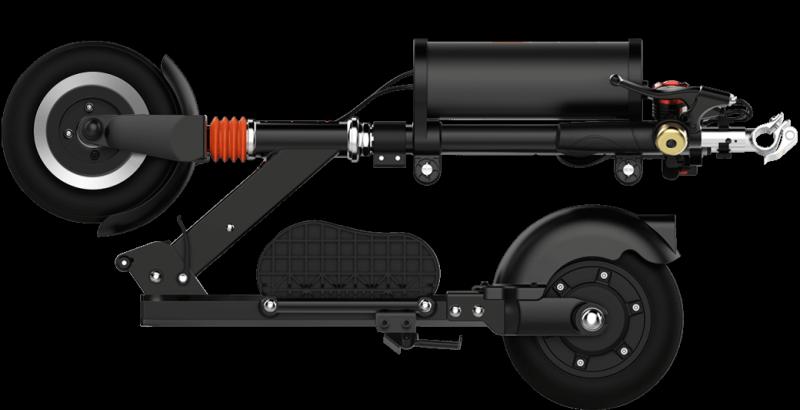 Trotineta electrica Airwheel Z3T Black