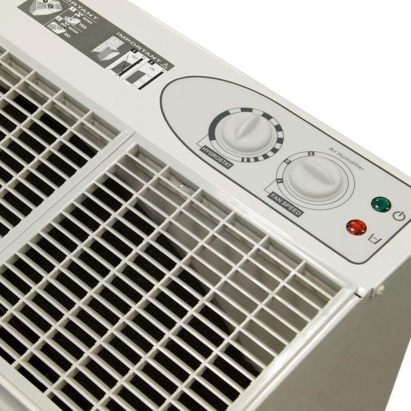 Umidificator Trotec B400, Rata umidificare 60l/24 ore, Consum 0.053kW/h, Debit aer 800 mc/h, Pentru 900mc