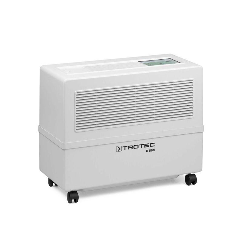 Umidificator Profesional B 500 Funk cu Lampa UV si Kit de Umplere Automata, Rata umidificare 60l/24 ore, Debit aer 800 mc/h