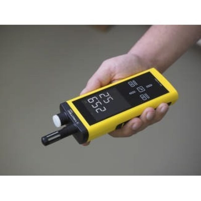 Termohigrometru Profesional TROTEC T260