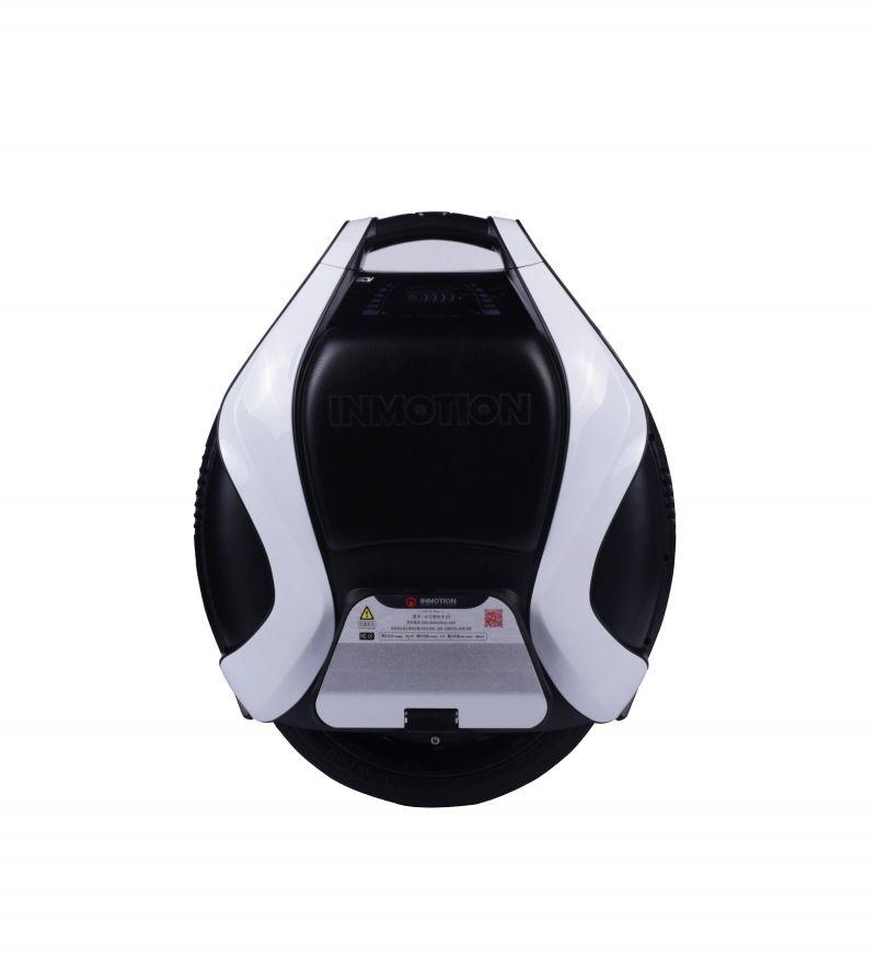 Monociclu electric cu doua roti si conectare prin Bluetooth Inmotion V3PRO White
