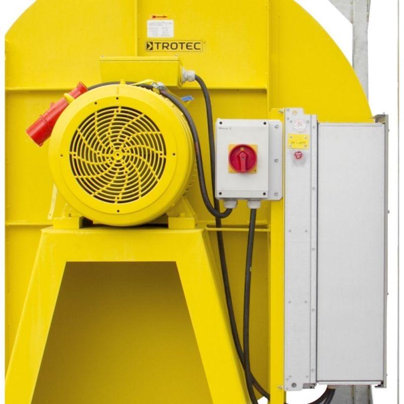 Ventilator centrifugal Trotec TFV 1200