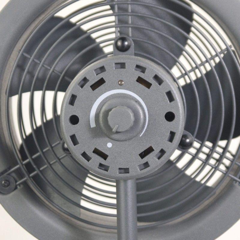 Ventilator de aer Airnaturel Naos Antracit Negru