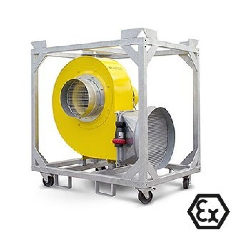 Ventilator centrifugal Trotec TFV 300 Ex