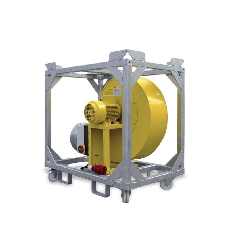 Ventilator centrifugal Trotec TFV 100