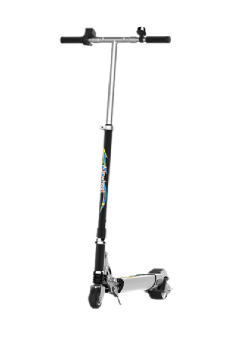 Trotineta electrica Airwheel Z8 Black, Viteza 10km/h, Putere 150W, Baterie LG 81.4 Wh/4.4Ah