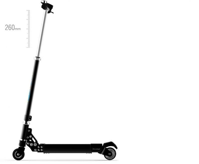 Trotineta electrica Airwheel Z8 Black