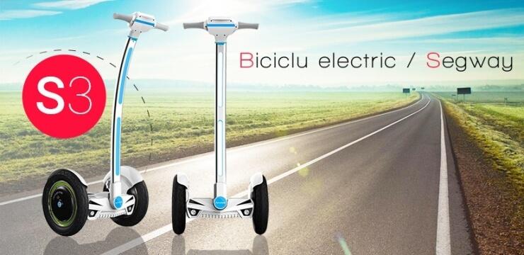 Biciclu electric - Segway